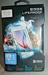LifeProof  Waterproof Case for Samsung Galaxy S6 - Black
