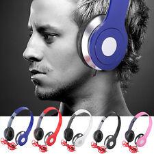 Over-Ear Teens Kids Childs Foldable DJ Headphones 3.5mm Wired Game Earphones UK