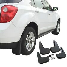 Fits Chevy Equinox Mud Flaps 2010-2017 Guards Splash 4 Piece Front Rear Full Set
