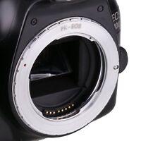 Pentax K Lens to Canon EOS EF Mount PK Adapter 40D 600D 1000D 1100D 550D 7D 5D