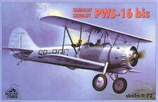 RPM 1/72 PWS-16 bis Polish biplane trainer # 72002