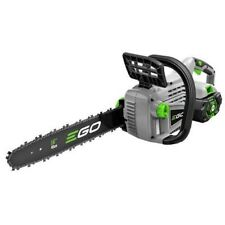"EGO 16"" 56 Volt Lithium Ion Cordless ChainSaw Chain Saw Low Noise"