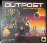 Outpost 20th Anniversary Edition*New*Sealed*Stronghold Games W/ Kicker Expansion