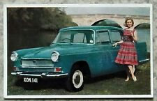 "AUSTIN A55 CAMBRIDGE MK II Car 5 ½""x 3 ½"" Colour Postcard c1960 #1840"