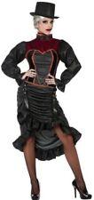 Déguisement Femme STEAMPUNK XS/S 36/38 Adulte élégant Epoque Victorienne NEUF