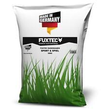 FUXTEC 10 kg Rasensamen Sport & Spiel Rasen Grassamen Sportrasen Spielrasen