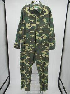 M9373 VTG Men's Game Winner Sportswear Camouflaged Hunting Coveralls Size L