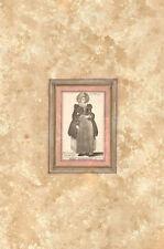 MULIER ARGENTINENSIS - Costume - HOLLAR WENZEL - Incisione Originale 1649