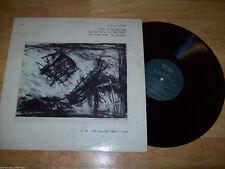 "1985 David Byrne 12"" LP NEAR MINT 25022 ECM Robert Wilson FREE US SHIPPING NM"