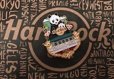 Hard Rock Cafe HRC Icon Series 2015 Lapel Pin Set Giappone uyeno-eki, Tokyo, Osaka