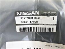 Genuine OEM Nissan 85071-EA000 Rear Bumper Step Cover Protector 2005-2015 Xterra