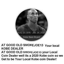 2020 Kobe Bryant Novelty coin Sorry Mr Trump Kobe Bryant done stole your logo  !