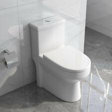 GESMA WC B/ürste Toilettenb/ürste Set mit Langer Stiel Klob/ürste und Schnell Trocknendem Haltersatz. WC-B/ürste und Halter Toilettenb/ürste Wandmontage /& Stehen