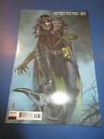 Dark Nights: Death Metal #3 Federici Variant NM Gem 1st Robin King Cover Key Wow