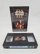 Star Wars: Episode III   Die Rache der Sith   VHS   2930901   2005