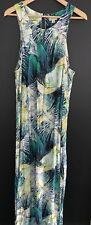 Witchery | Palm Print Dress | Multi Coloured | Size: 16