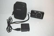 SONY CyberShot DSC-WX9 16MP Digital Camera Black