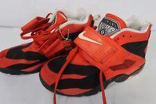1f047ac9d63a Men s Nike Size 9.5 Nike Air Diamond Turf Deion Sanders Red Shoes 309434-007