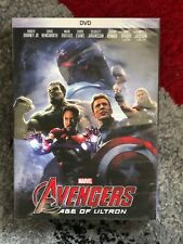 Avengers: Age of Ultron (Dvd, 2015) Marvel Ironman Thor Hulk James Spader
