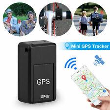 Mini Gps Tracker Anti-theft Device Smart Locator Voice Magnetic Recorder New