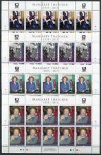 FALKLAND 2013 Margaret Thatcher Premierministerin Politik Kleinbögen ** MNH