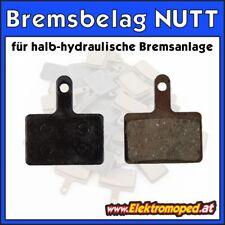 Ersatzteil Elektro-Scooter Bremsbeläge für halb-hydraulische Bremszange NUTT