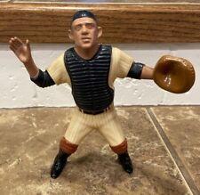 Original 1950's YOGI BERRA Hartland Plastic Yankees Figure Baseball Catcher MLB
