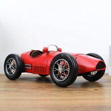 Tin toy retro figurine classic interior antique decoration Ferrari 500 f2 Car