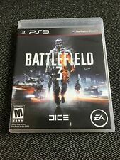 BATTLEFIELD 3 - PS3 - COMPLETE WITH MANUAL - FREE S/H - (D)