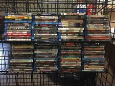 BUY 5 FOR $20 BLU-RAY MOVIES IN ORIGINAL CASES, HORROR, COMEDY, ROMANCE, DRAMA
