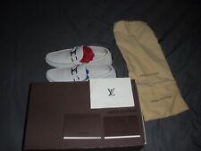 MINT Louis Vuitton Hockenheim Moccasin Men's EU 7 US 8 8.5 Loafers Driving Shoes