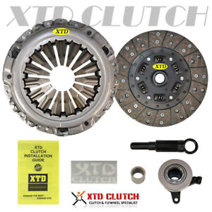 XTD  PRO CLUTCH KIT FITS 350Z G35 VQ35HR 370Z G37 3.7L VQ37VHR W/SLAVE