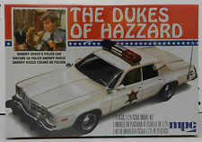 DODGE 1978 77 DUKES OF HAZZARD MONACO ROSCO SHERIFF TV BOYS MOPAR MPC MODEL KIT