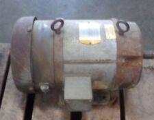 Baldor Cd7502 Industrial Motor 2 Hp Dc 1750 Rpm 10 Amps Lot 1