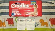 Vintage Diapers Plastic Thick Big Crinkly Cradles Couche Windel