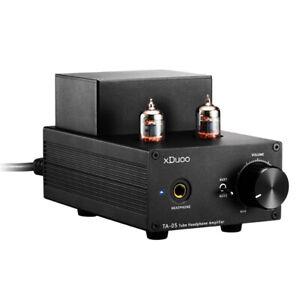 Xduoo TA-05 Desktop High Performance Stereo Tube Headphone Amplifier 110V-240V