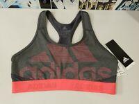 🟢$30 Adidas Women's Don't Rest Alphaskin Sports Bra  DX3639 NWT SIZE  XS