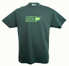 I'd Rather Be Down The Allotment  short sleeve t-shirt 2XL