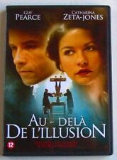 DVD AU DELA DE L'ILLUSION - Guy PEARCE / Catherine ZETA-JONES