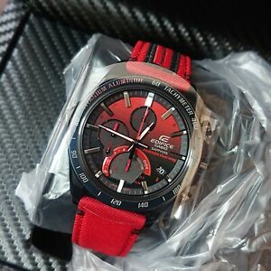 Casio Edifice EQB-1000HRS-1A EQB1000HRS Honda Racing Brand New Rare