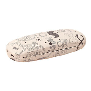 Cartoon Hard Glasses Sunglasses Case Box for Students Worker Shockproof Portable