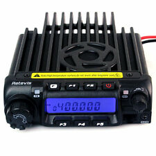Retevis RT-9000D Ham Radio Transceiver UHF400-490MHz + Handheld Speaker Mic HOT
