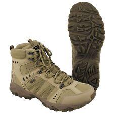 Mfh Botas Militares Hombre Mujer Trekking Combatir Boots Tactical
