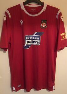Wrexham Football Shirt