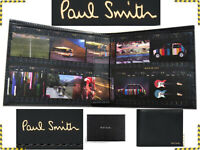 PAUL SMITH Cartera Hombre 100% Piel Made In Italy Hasta -80 % PS26 N1G