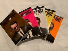 Collector's Set Reservoir Dogs Ten Years- All 5 Special Edition