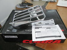 Cobra Sissy Bar Tube Rack Honda 98-08 VLX600 Kawasaki 95-05 Vulcan 800 02-3500