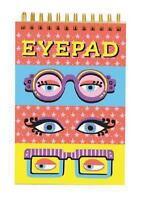 Eye Pad Lenticular Notepad  LikeNew