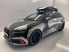 GT Spirit 1:18 Audi RS6 Show Camo New design Roof Top GT794 Sofort Lieferbar!