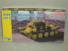 Dragon 1/35 Scale German Aufklarungspanzer 38(t) mit 2cm Kw.K.38